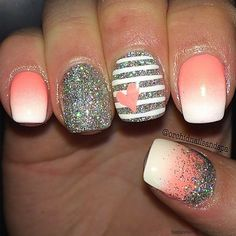 Check out this #NailArt. #lovers #hitlike Check out for more at http://www.pinterest.com/beautyinsiders/nail-art