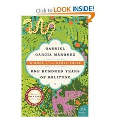 I could pin every single Marquez book, but I will limit it to this one. Read it.