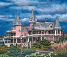 Cape May | angel of the sea historic cape may new jersey purchase prints limited ...