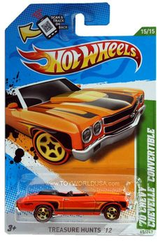 hotwheels cars package | Hot Wheels mainline Treasure Hunt car. Protecto Package available for ...