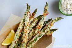 Quick and Easy Asparagus Recipes   recipe via justataste.com