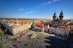 Прага виды: 19 тыс изображений найдено в Яндекс.Картинках