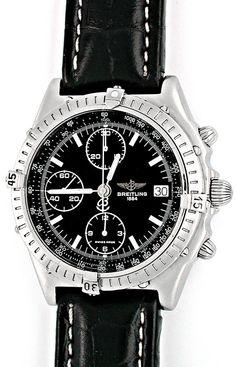 Foto 2, Orig.Hr-Breitling Chronomat ST Shop! Neuzust. Portofrei, U1839