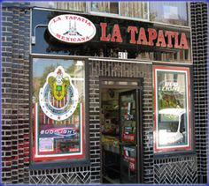 La Tapatia, Grand Ave., South San Francisco, CA - My heart <3<3<3