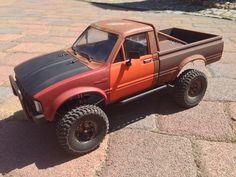 Axial Scx10 Toyota Hillux Umbau