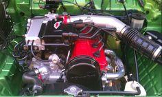 This is a Suzuki 1.6L 16 valve that looks amazing!