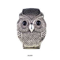 Owl Bangle – Assorted Colors at Savings off Retail! Warrior Princess, Fashion Beauty, Fine Jewelry, Christmas Gifts, Skull, Bangles, Jewels, Tattoos, Stuff To Buy