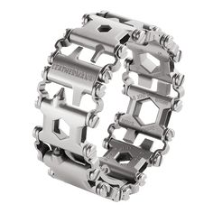 Anytime, every place. Check out the Tread from @Leatherman!