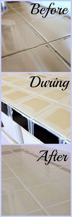 How to Restore Grout