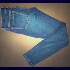 Blue jeans Blue super skinny jeans Fifteen Jeans Skinny