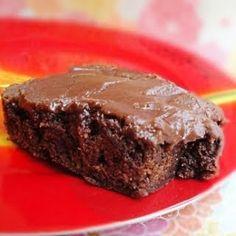 Six Sisters' Stuff: Texas Sheet Cake Brownies