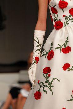 Oscar de la Renta Spring 2011 Ready-to-Wear - Details