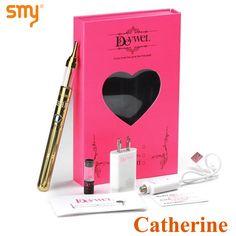 >> Click to Buy << Electronic Cigarette Vaporizer Pen SMY Catherine Kit E Cigarette Starter Kit for Lady Vape Pen E Hookah Pen X2023 #Affiliate