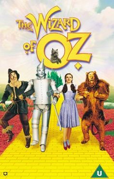 Wizard of Oz...really interesting to hear it read out loud on librevox.org