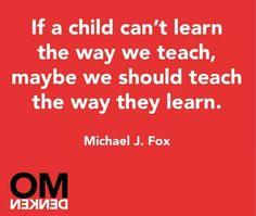 Passend onderwijs!