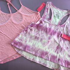 Xhilaration Sleep Top Bundle- Sm. NWT Two brand new comfy sleepwear tops!  Xhilaration Intimates & Sleepwear Pajamas