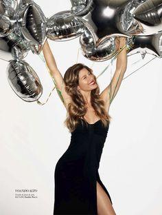Gisele Bundchen Is a Yummy Mummy For Harper's Bazaar | DrJays.com Live | Fashion. Music. Lifestyle