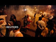 Morsi supporters shot in Cairo