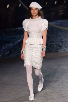 Chanel Resort 2019 Fashion Show Collection
