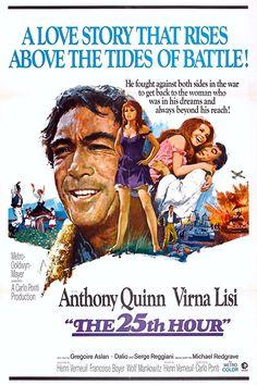 The 25th Hour (1967) La vingt-cinquième heure (original title)