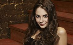 Download wallpapers Willa Holland, portrait, american actress, smile, beautiful young actress