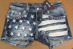 New Miss Shorts