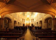 Madrid en Foto: Iglesia de la Inmaculada y San Pedro Claver (Universidad Pontificia de Comillas)