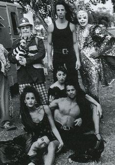 Beauty And Fashion Gary Cherone, Nuno Bettencourt, Hair Goals, Fashion Accessories, Vogue, Boys, Music, Image, Peeps