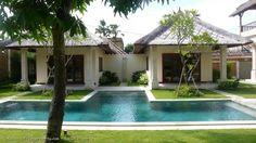 Profitable holiday villa 3.5 bedrooms t-shaped pool, Seminyak