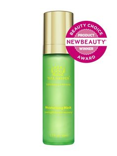 A rich, overnight moisture mask treatment for dehydrated or stressed skin.