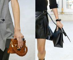 Louis Vuitton marrom e preta, pra usar com qualquer look!