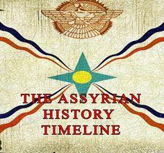 Assyrian History Timeline (Assur) .