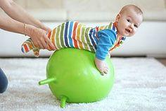 Was Babys gerne spielen