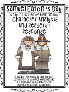 Samuel Eaton's Day- Character Analysis and Readers' Response.