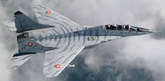 Fulcrum and Flanker - The New Look in Soviet Air Superiority