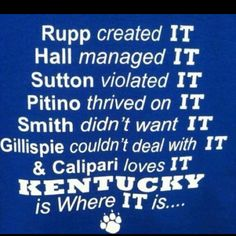 for my friends that don't know or care -UK basketball coaches since 1930.