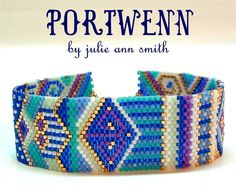 See JulieAnnSmithDesigns, etsy.com, for complete pattern view  PORTWENN Odd Count by JULIEANNSMITHDESIGNS