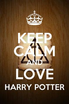 Love Harry Potter Potterheads