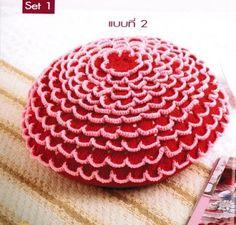 Ideas para tejer fundas de almohadas ~ Solountip.com