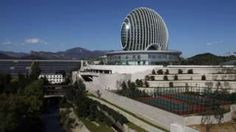 In pictures: China bans 'bizarre' architecture - BBC News