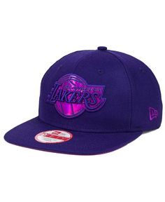 New Era Los Angeles Lakers Lc 1703 9FIFTY Snapback Cap Los Ángeles Lakers d8321440eb1