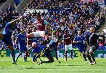 West Ham manager Slaven Bilic left 'fuming' at late Leicester penalty decision