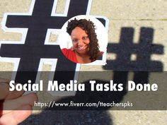 """Social Media Tasks Done"" - A Haiku Deck by @SocialPatois: Thanks for reading this page!  Interested in my fiverr.com gigs?  Go here:  https://www.fiverr.com/tteacherspks  I am I Owner of SocialPatois, a Social Media Marketing & Management Co. I Virtual Assistant I Licensed Teacher   www.linkedin.com/in/christinavickers  My company, SocialPatois, is ""Your Complete Multi-Specialty Source for B2B Social Media Marketing and Management for Customer Service Happiness.""  My Story  I am a licensed…"