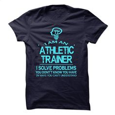 i am aan ATHLETIC TRAINER T Shirt, Hoodie, Sweatshirts - customized shirts #clothing #T-Shirts