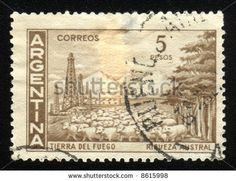 Argentina postage stamps | Stamp From Argentina