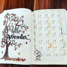 Good Nov. calendar