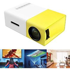 Projector In Bedroom, Small Projector, Lcd Projector, Portable Projector, Movie Projector Outdoor, Iphone Projector, Projector Reviews, Home Theater Setup, Home Theater Seating