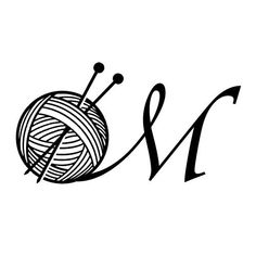 Patrones de We Are Knitters. Knitting Kits for begginers and experts. Buy Wool, Needles, Yarn & other Knitting supplies. Knitting Supplies, Knitting Kits, Strick Tattoo, Embroidery Patterns, Crochet Patterns, Knitting Quotes, Crochet Tattoo, Crochet Humor, Floral Logo