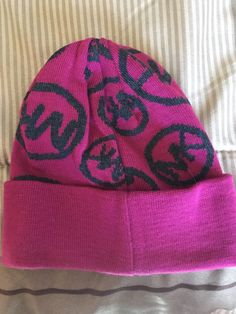 Michael Kors Purple Wool Hat. Fall2015. Retail Tag Shows  98 New.  fashion   clothing  shoes  accessories  womensaccessories  hats (ebay link) 63f3abdc0243