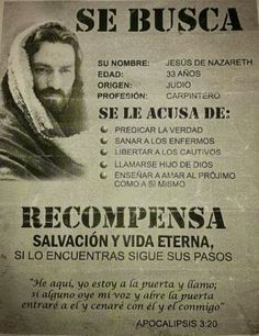 SE BUSCA.... RECOMPENSA... SALVACIÓN Y VIDA ETERNA, Devotional Quotes, Bible Quotes, Christian Devotions, Christian Quotes, God Jesus, Jesus Christ, Healing Words, Faith In God, God Is Good